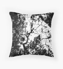 Cracked Wood Creature - Shee Texture / Pattern Floor Pillow