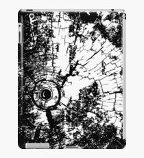 Cracked Wood Creature - Shee Texture / Pattern iPad Case/Skin