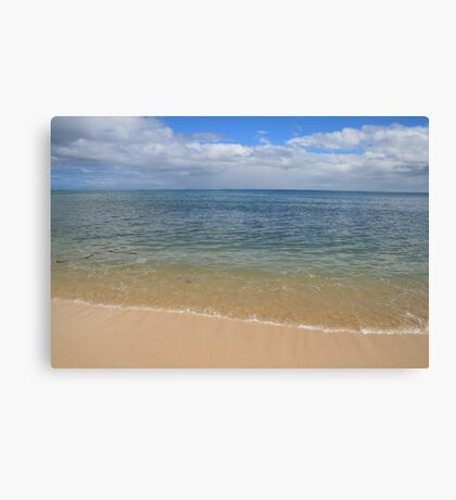 Calm Waters 2 Canvas Print