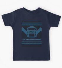 The Treachery of Sweater Shirts Kids Tee