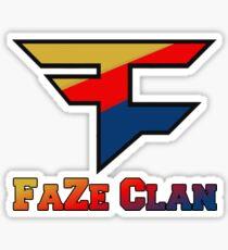 FaZe Clan Sticker