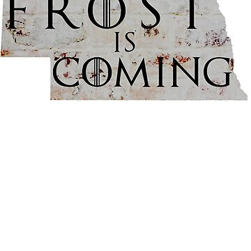 FROST Tees | COACH FROST COMING TO NEBRASKA FOOTBALL T-SHIRT by myshirtshopllc