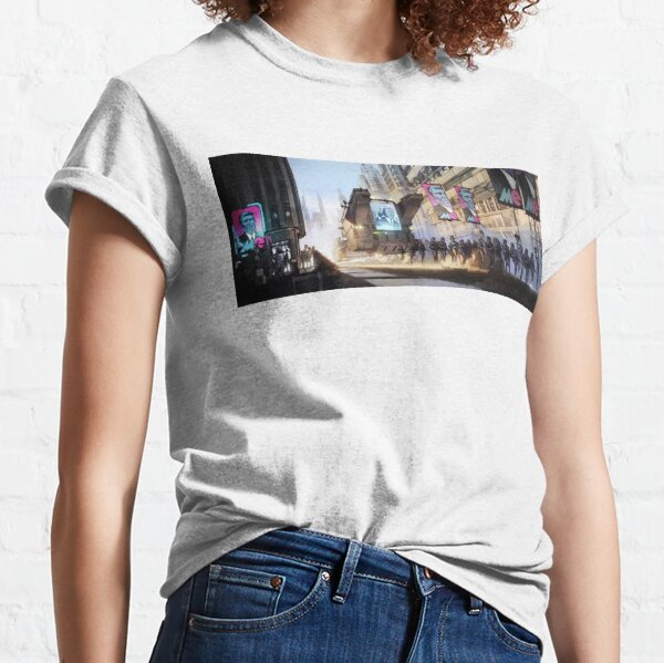 """""""Are We Great Yet?"""" Classic T-Shirt"""
