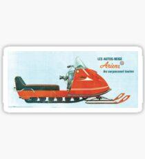 1970 Ariens Snowmobile Sticker