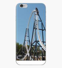 Full Throttle Roller Coaster iPhone Case