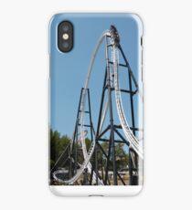 Full Throttle Roller Coaster iPhone Case/Skin
