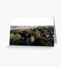 Blarney 2 - The View Greeting Card