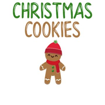 Will Run For Christmas Cookies by BiagioDeFranco