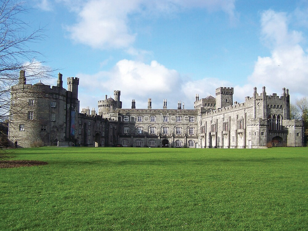 Irish Castle by shanmclean