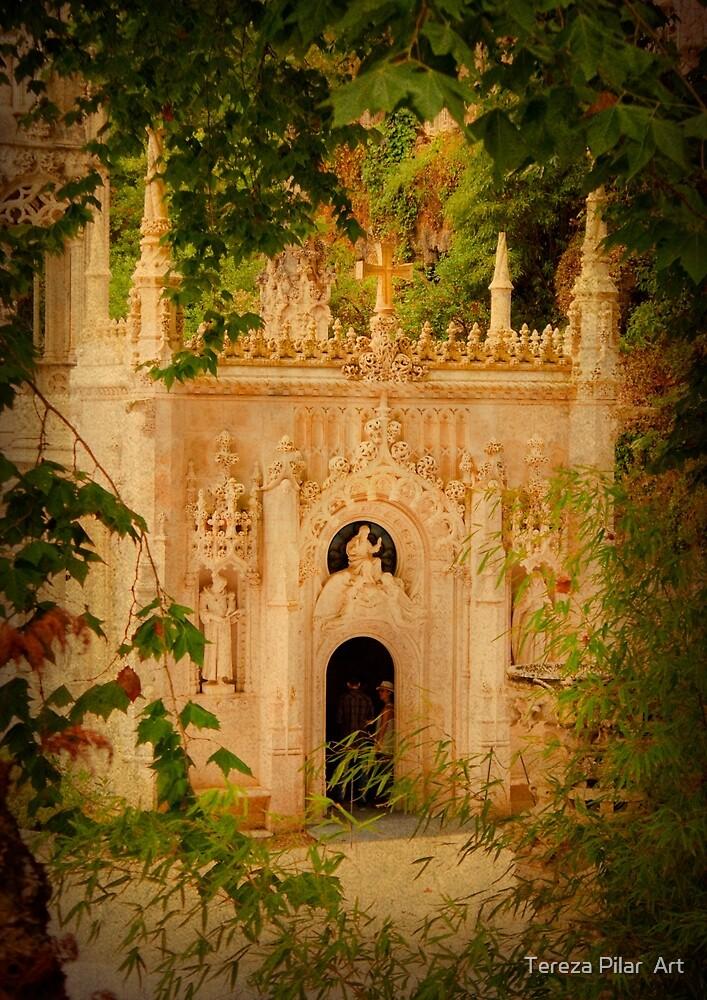 quinta da regaleira capela sintra by terezadelpilar ~ art & architecture