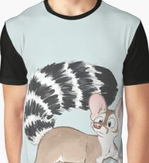 Ringtail Graphic T-Shirt