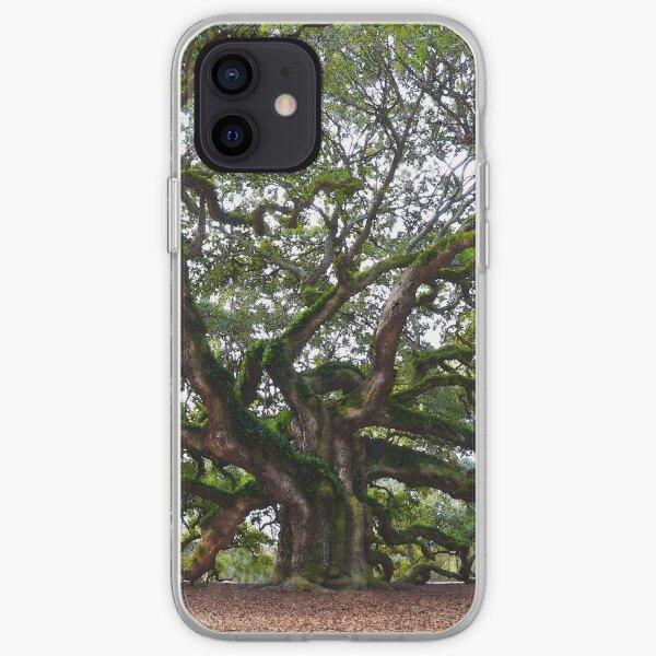Angel Oak in South Carolina iPhone Soft Case