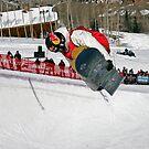 Snowboarding Championships by Judson Joyce