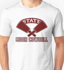Joe Moorhead Moor Cowbell Hail State Mississippi State Football Unisex T-Shirt