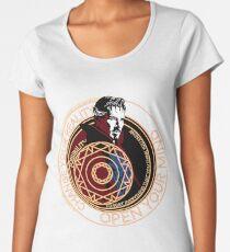 Dr. Strange Women's Premium T-Shirt