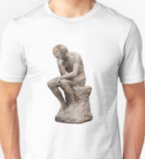 Surreal Thinker Meme Man  T-Shirt