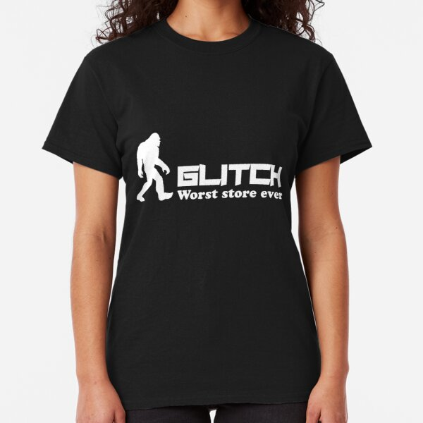 Glitch Gifts And Novelties Classic T-Shirt