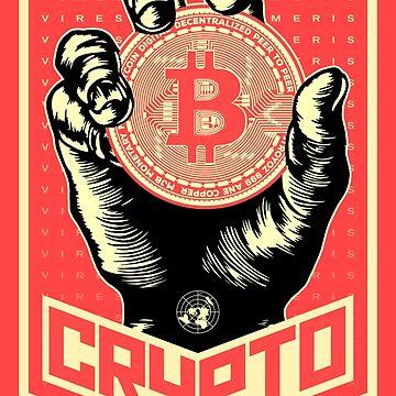CRYPTO by eddycasanta