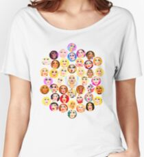 THE POWER OF RUPAUL Women's Relaxed Fit T-Shirt