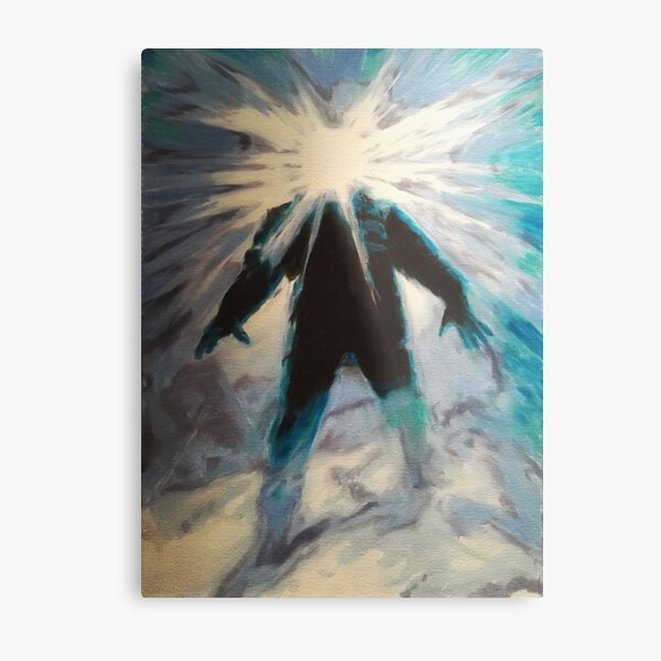The Thecond of the Tthings Metal Print