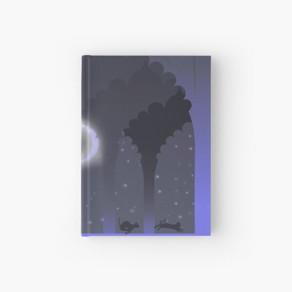 Palace Nights Hardcover Journal