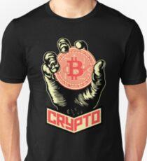 CRYPTO Unisex T-Shirt