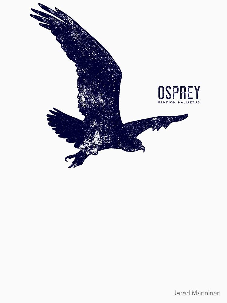 Osprey Taking Flight by JaredManninen