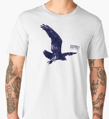 Osprey Taking Flight Men's Premium T-Shirt