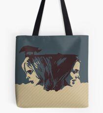 Buffy & Faith Tote Bag
