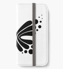 Graphic Butterfly B&W - Shee Vector Shape iPhone Wallet/Case/Skin