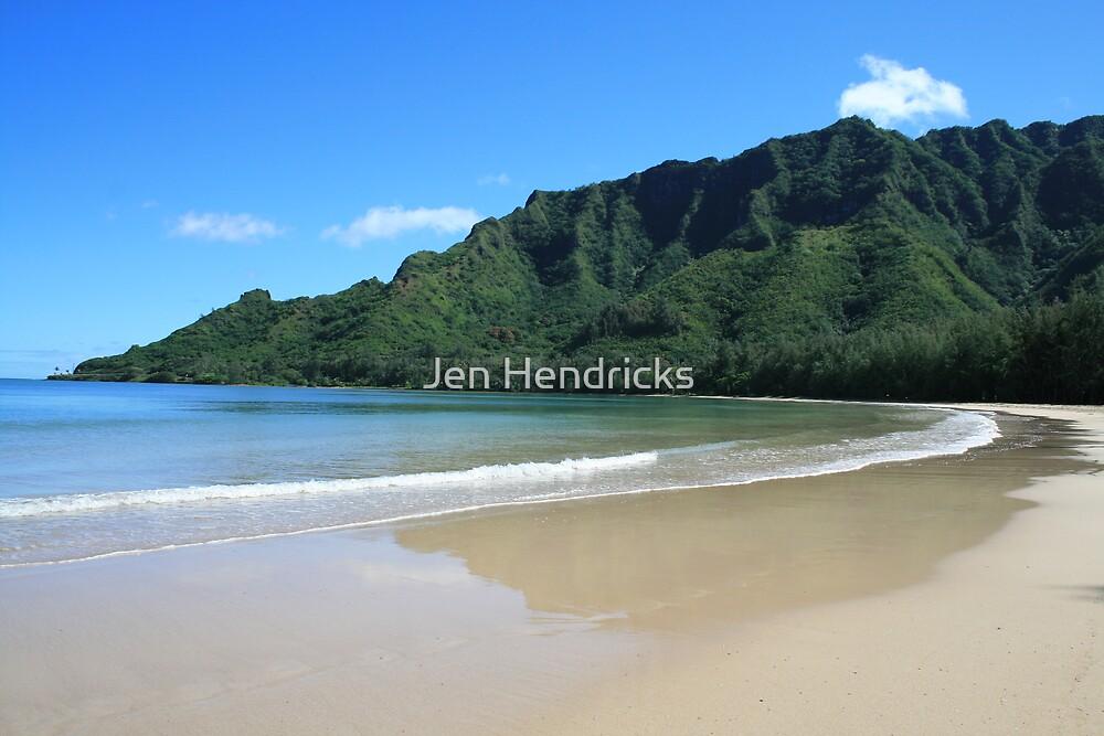 Crescent Beach by Jen Hendricks