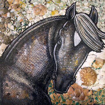 Dapple Grey by LynnetteShelley