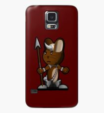 Lars The Viking Bunny Case/Skin for Samsung Galaxy