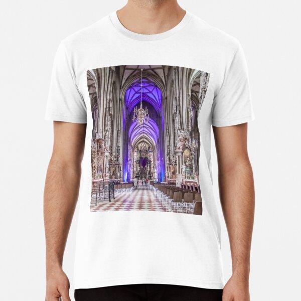 St. Stephen's Cathedral,  Vienna Premium T-Shirt