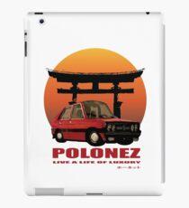 Polonez  iPad Case/Skin