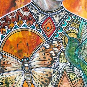 Apres Esprit (After Spirit) by LynnetteShelley