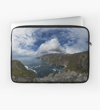 Bunglas - Highest Sea Cliffs in Europe? Laptop Sleeve