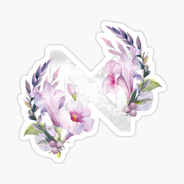 Monsta X Fleurs Sticker