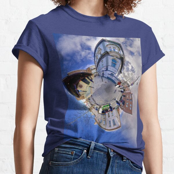 Shipquay Street Panorama - Spring 2014 Classic T-Shirt