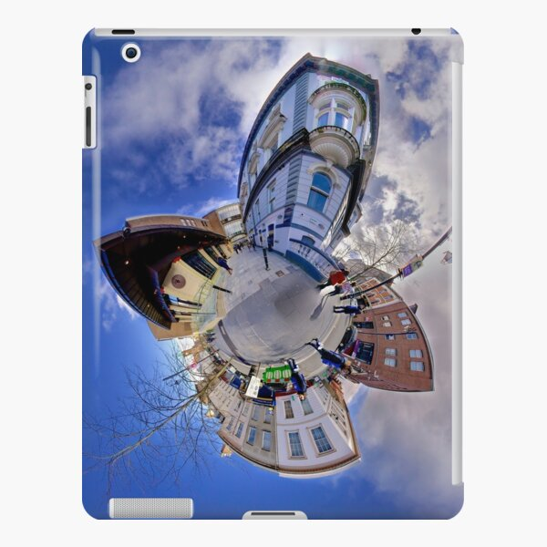 Shipquay Street Panorama - Spring 2014 iPad Snap Case