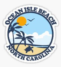 Ocean Isle Beach.  Sticker