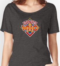 Doctor who Classic Logo 1 Women's Relaxed Fit T-Shirt
