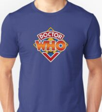 Doctor who Classic Logo 1 Unisex T-Shirt