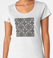 Checkerboard of Hope 2 Women's Premium T-Shirt