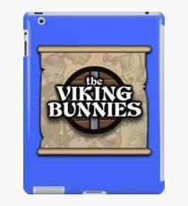 The Viking Bunnies Logo iPad Case/Skin
