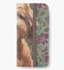 Lucky Labradoodle iPhone Wallet/Case/Skin