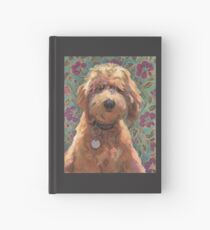 Lucky Labradoodle Hardcover Journal