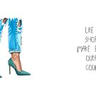 Life is short, make every outfit count by Elza Fouche