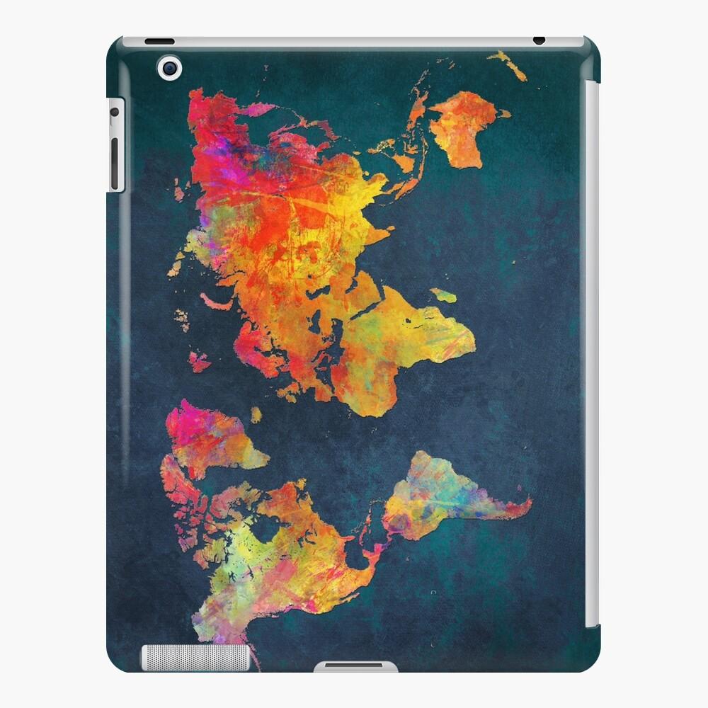 World Map  iPad Case & Skin
