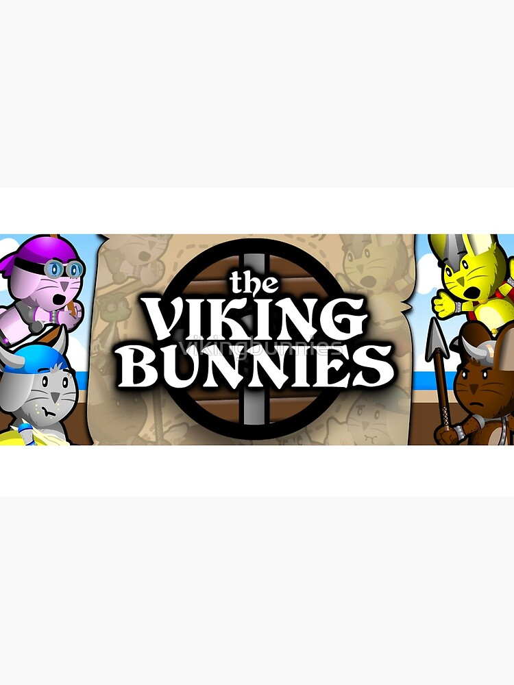The Viking Bunnies Banner by vikingbunnies